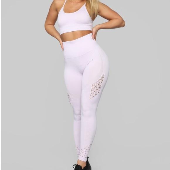 46126260fde1c Fashion Nova dupe Gymshark seamless Leggings. M_5c2e673c7386bcee760d88fa